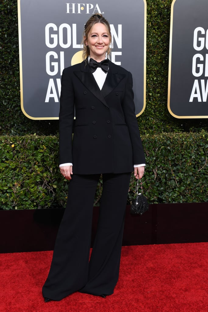 Judy-Greer-2019-Golden-Globes - The Booklet