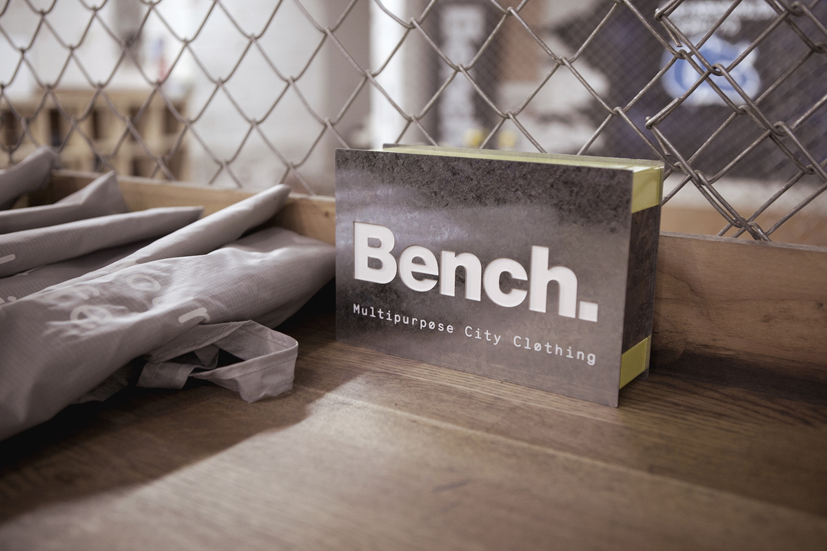 Getting ready for fall with bench the booklet for Getting ready for fall