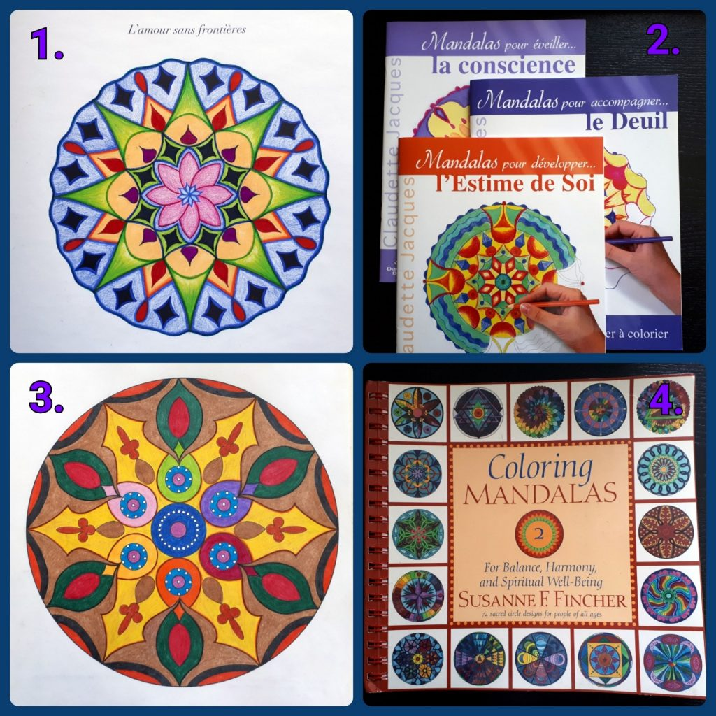 colouring, mandalas, colouring supplies, coloured pencils, markers, colouring books, hobby, pastime, Prismacolor, Faber-castell, Staedtler